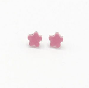 Small Daisy Studs- Assorted Colours
