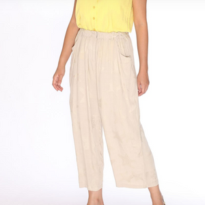 Starfish Trouser- Cream