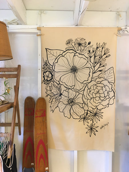 Ashley Eady Original, Wall Hanging