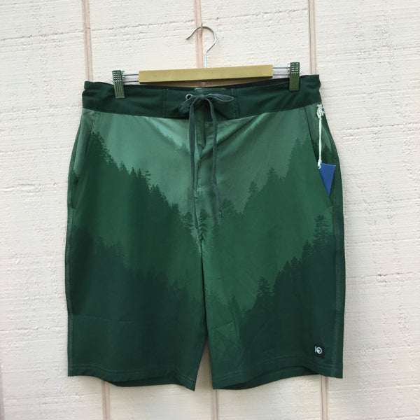 Tobin Swim Trunk, Moss