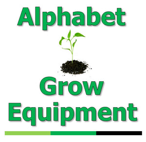 Alphabet Grow Equipment