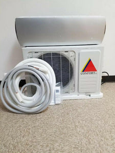 1 Ton Mini Split AC Unit (12,000 BTU)