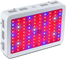 Load image into Gallery viewer, 1000w Above PAR LED Grow Light with UV & IR