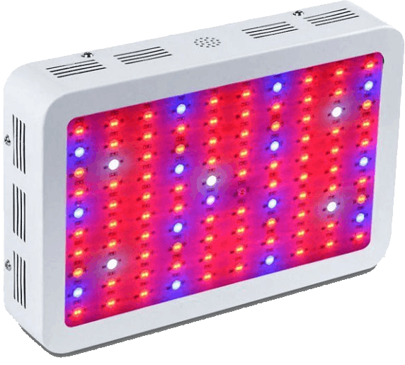 1000w Above PAR LED Grow Light with UV & IR