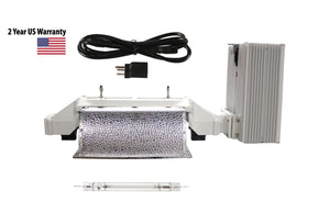 1000w Double Ended DE HPS Grow Light with 1000w HPS DE Bulb Included!