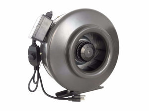 "10"" Inline Duct Fan With Speed Control"