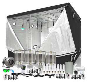 10x10ft Grow Pro 315w CMH & LED Grow Tent Kit