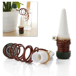 10Pcs Indoor Plants Automatic Drip Irrigation Watering System Flower Pot Waterer Tool
