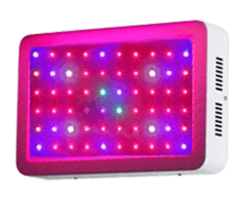 300w Above PAR LED Grow Light with UV & IR