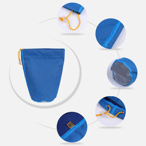 4pcs/set 1 Gallon Filter Bag Bubble Bag Herbal Ice Essence Extractor Kit Set of 4pcs Micron Bag Drawstring Bags Extraction Bags with Pressing Screen and Carrying Bag