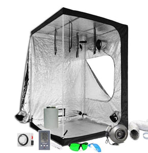 5x5ft Above PAR LED Grow Tent Kit