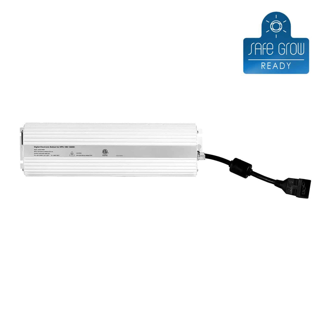 600w HPS/MH Digital Dimmable Electronic Ballast