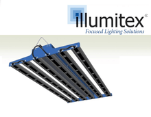 Load image into Gallery viewer, Illumitex NeoSol NS 300 Watt LED Grow Light w/ 6 36 Inch Bars F3 Veg/Flower Full Spectrum