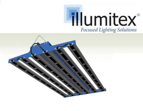Illumitex NeoSol NS 300 Watt LED Grow Light w/ 6 36 Inch Bars F3 Veg/Flower Full Spectrum