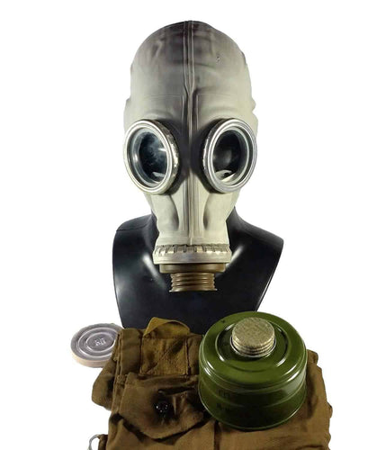 Nuclear, Biological or Chemical Gas Mask