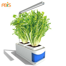 Load image into Gallery viewer, Indoor Herb Garden Kit Smart Multi-Function Growing Led Lamp For Flower Vegetable Cultivation Plant Growth Light