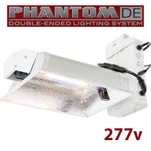 Load image into Gallery viewer, Used Hydrofarm Phantom 1000w DE Double Ended HPS/MH Grow Light 277v w/ PHB4020 Ballast