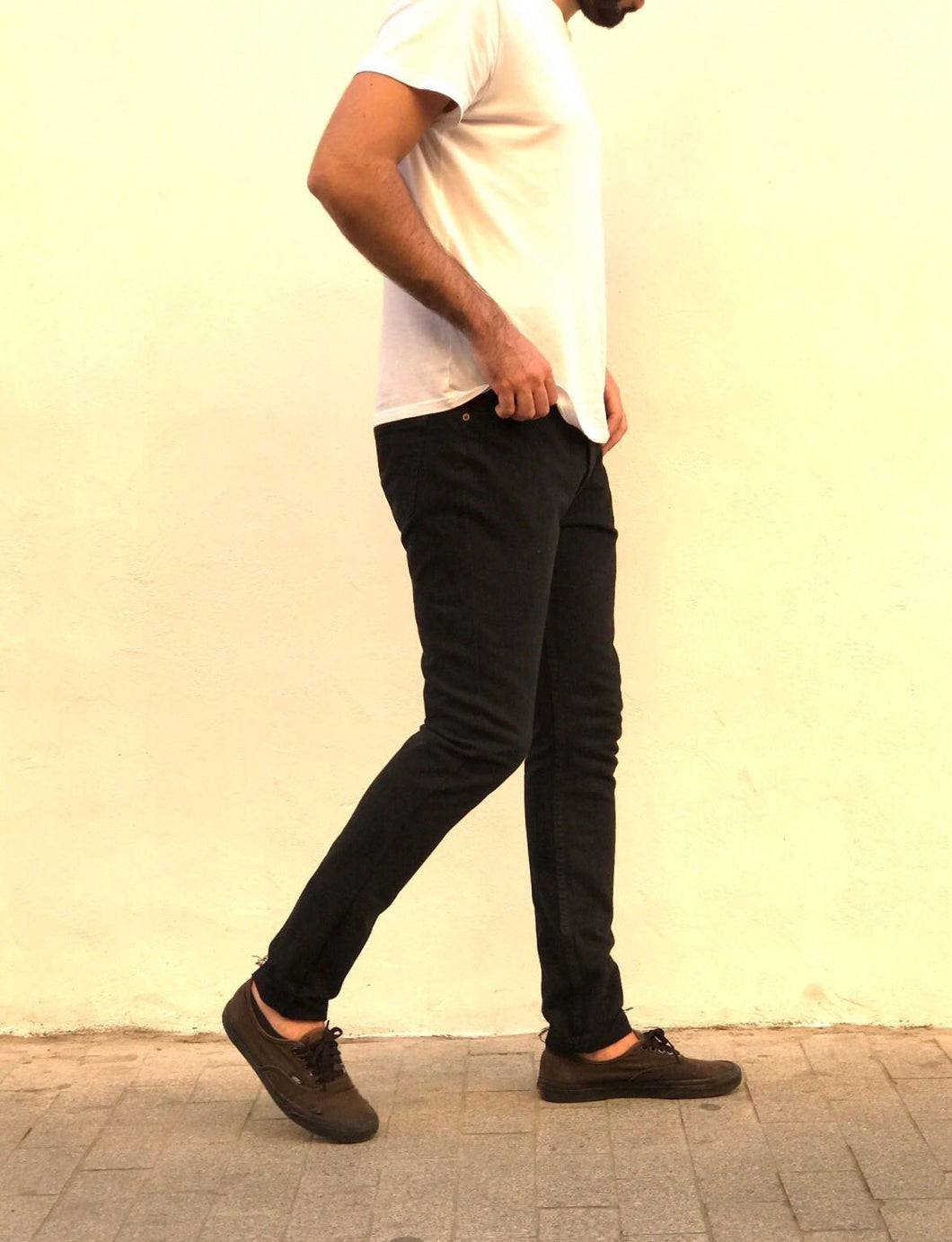 LEVIS SLIM FIT re-design DORADO VINTAGE · TONO NEGRO· TALLA 32 - 52