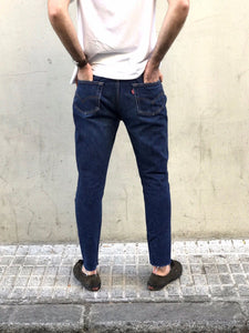 LEVIS SLIM FIT re-design DORADO VINTAGE · TONO OSCURO· TALLA 32 - 52