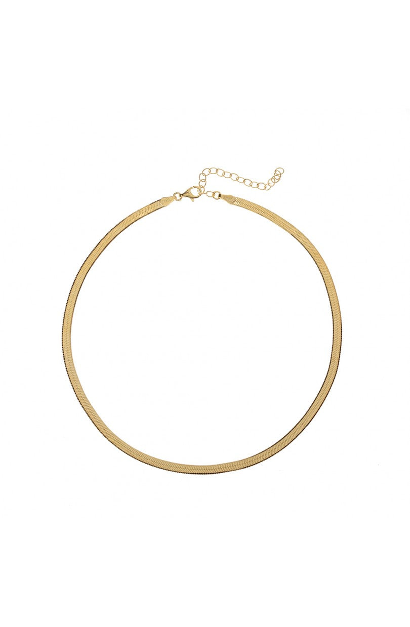 COLLAR MAGIC • PLATA 925 BAÑO ORO 24K