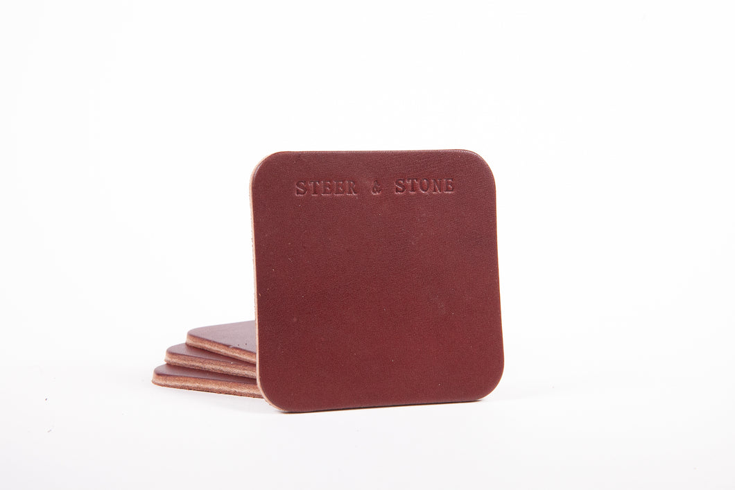 Coasters - Brown