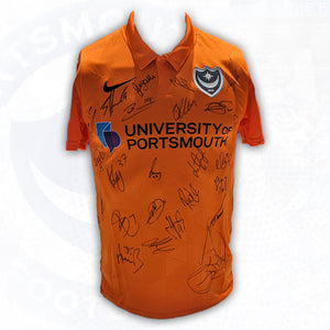 2020/21 Season Third Shirt signed by First Team Squad