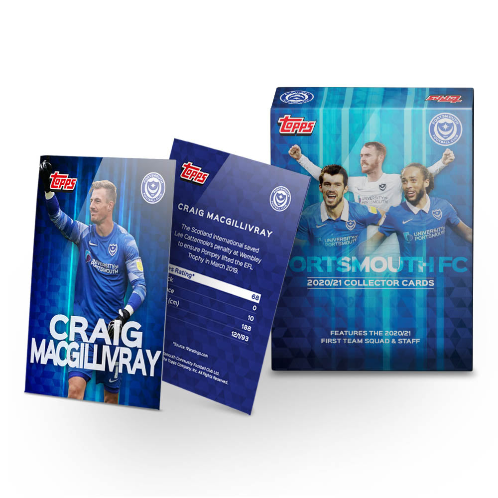 *PRE ORDER* - Limited Edition 2020/21 'Topps' Collectible Card Fully Signed Squad Pack