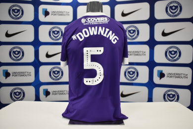 2019/20 Paul Downing signed Third Shirt