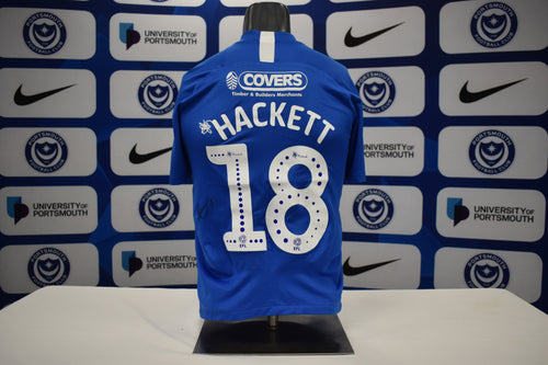 2019/20 Reeco Hackett-Fairchild signed Home Shirt