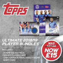 Load image into Gallery viewer, Gareth Evans Topps Collectible Ultimate Pack