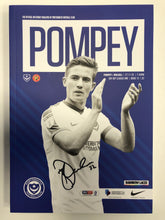 Load image into Gallery viewer, Signed Match Day Programme Vs Walsall FC