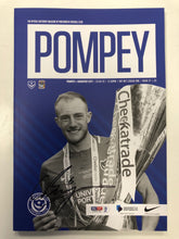Load image into Gallery viewer, Signed by Christian  Burgess Match Day Programme Vs Coventry City FC