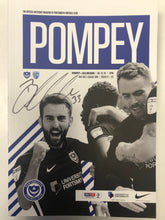 Load image into Gallery viewer, Signed Match Day Programme Vs Gillingham FC