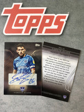 Load image into Gallery viewer, Gareth Evans 2018/19 Signed Topps Card