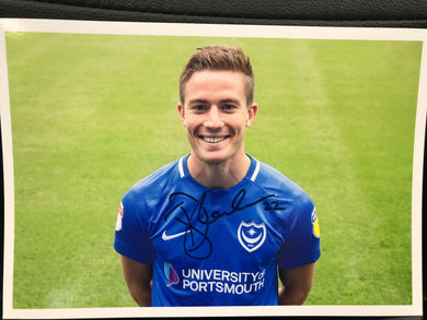 David Wheeler Signed Photo