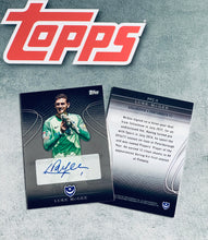 Load image into Gallery viewer, Luke McGee Signed Topps Card