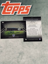 Load image into Gallery viewer, Fratton Park Signed Topps Card