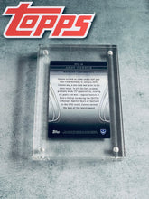 Load image into Gallery viewer, Andy Canon Framed and Signed Topps Card