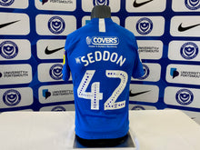 Load image into Gallery viewer, Steve Seddon 2019/20 Oxford v Pompey Playoff Shirt