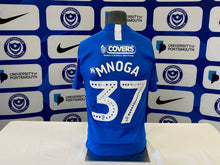 Load image into Gallery viewer, Haji Mnoga 2019/20 Pompey v Oxford Playoff Shirt (match-issued)