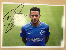 Load image into Gallery viewer, 2018/19 Season Nathan Thompson Signed Photo