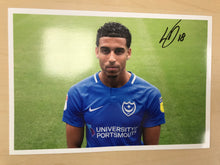Load image into Gallery viewer, 2018/19 Season Louis Dennis Signed Photo