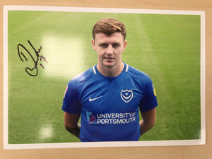 2018/19 Season Dion Donohue Signed Photo