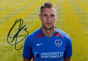 2019/20 Season Lee Brown signed Photo