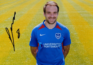 2019/20 Season Brett Pitman Signed Photo