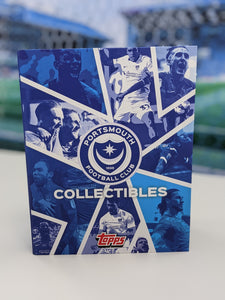 PFC Collectible Squad Card Ring Binder