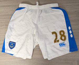 2008/2009 Sean Davis Match - Worn Away Shorts