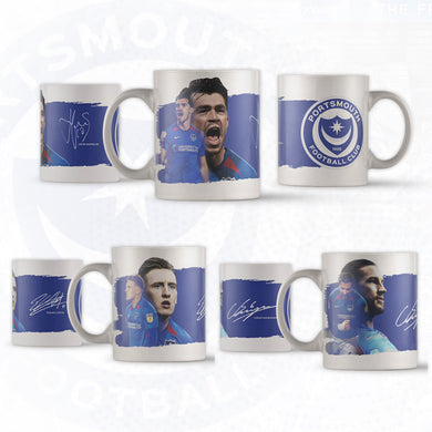 Player Mug Bundle