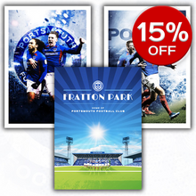 Load image into Gallery viewer, Pompey FC Prints Bundle