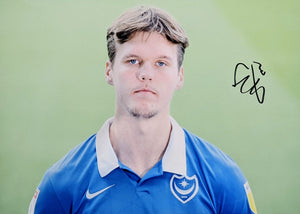 2020/21 Season Sean Raggett Signed Photo